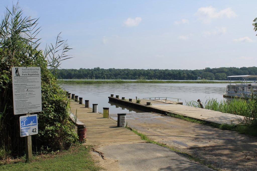 Jackson's Landing – JBNA Patuxent River Park