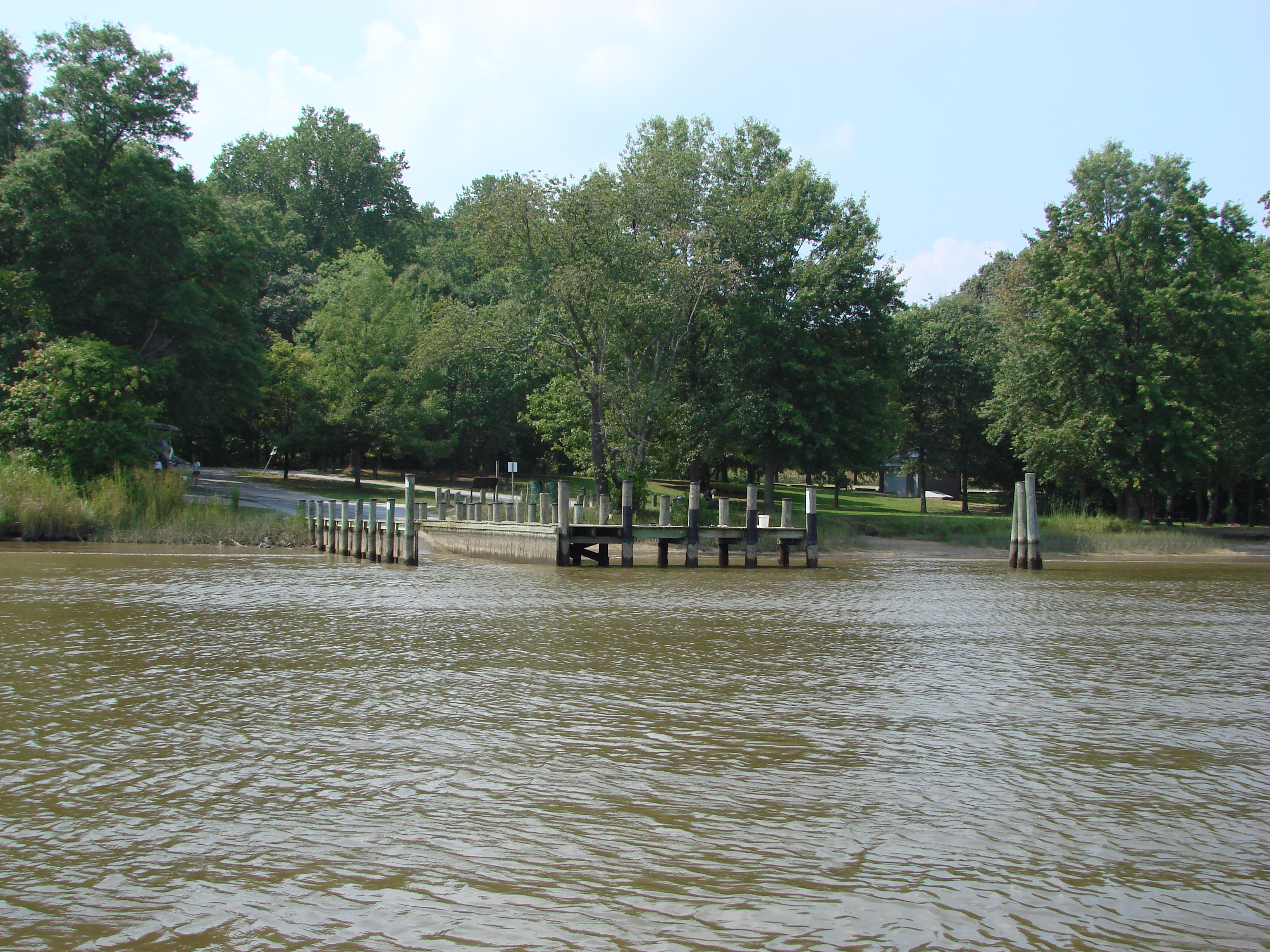 Clyde E. Watson Boating Area – JBNA Patuxent River Park